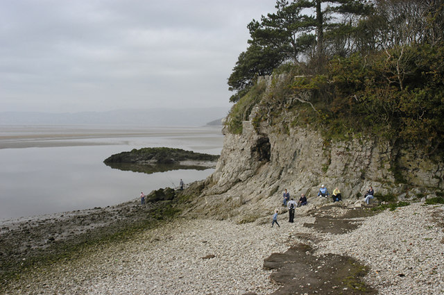 The Cove, Silverdale - geograph.org.uk - 1005256
