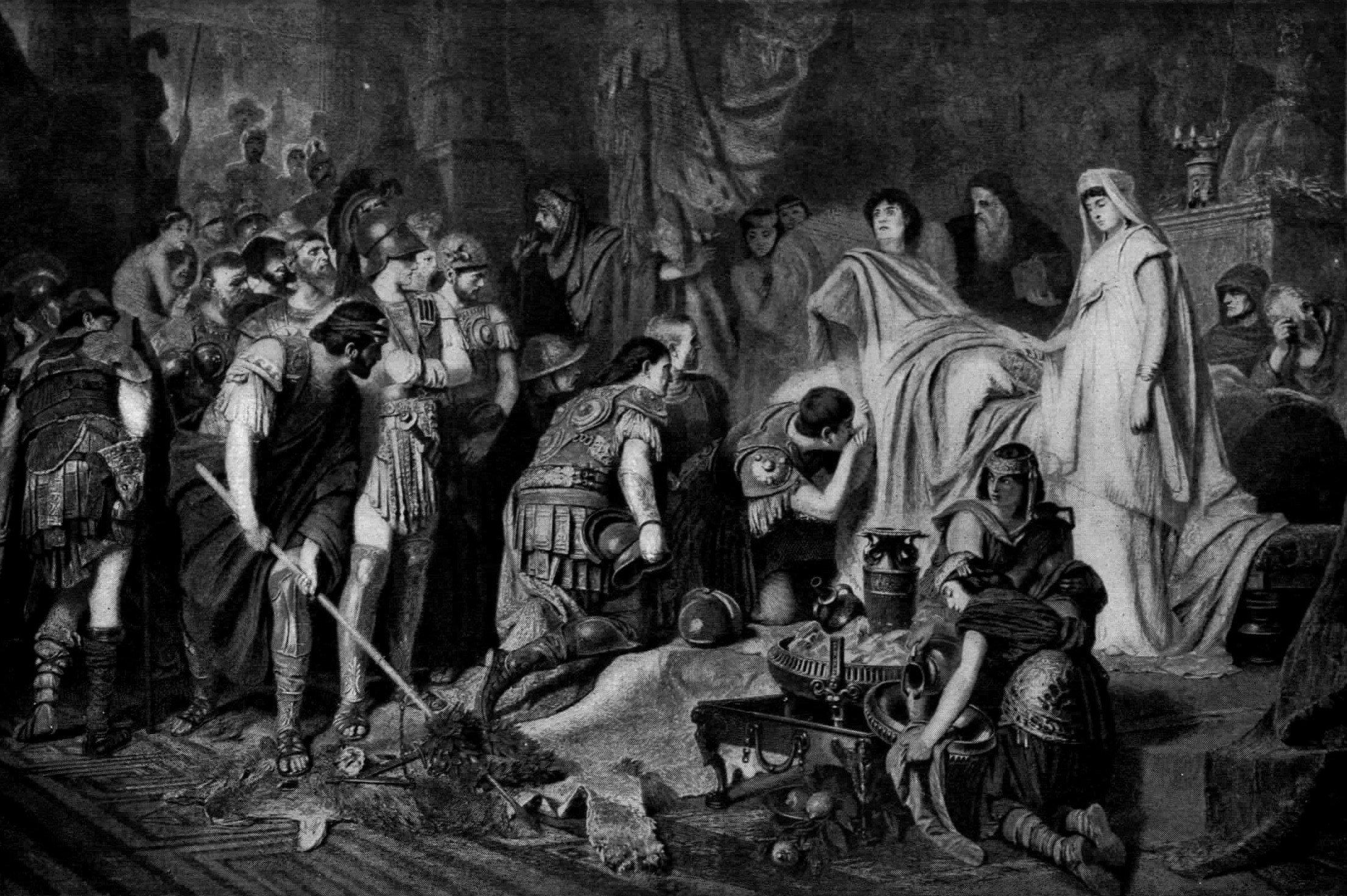 Who or what killed Alexander the Great?