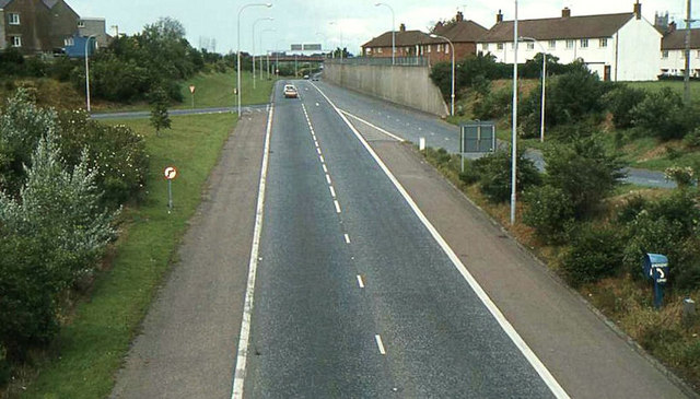 File:The Northway, Portadown (1) - geograph.org.uk - 1597583.jpg