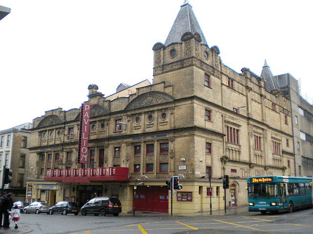 Pavilion Theatre Glasgow Wikipedia