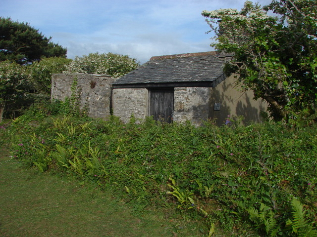 The Watch House, Dodman Point (geograph 2428023)