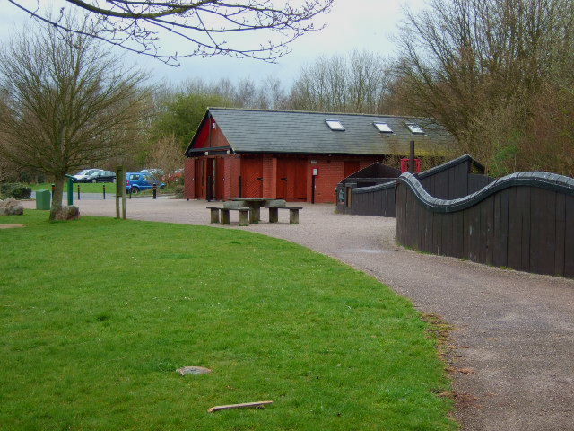 The visitor centre - geograph.org.uk - 387605