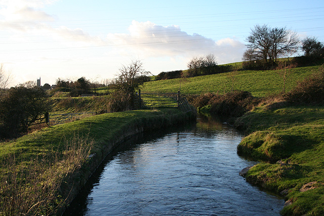 Tickenham, the Land Yeo - geograph.org.uk - 291305