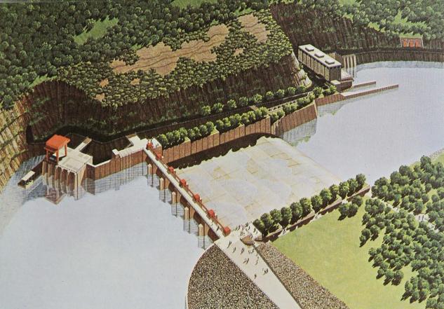 Tocks Island Dam and Lake