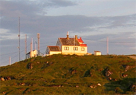 Torsvåg Lighthouse