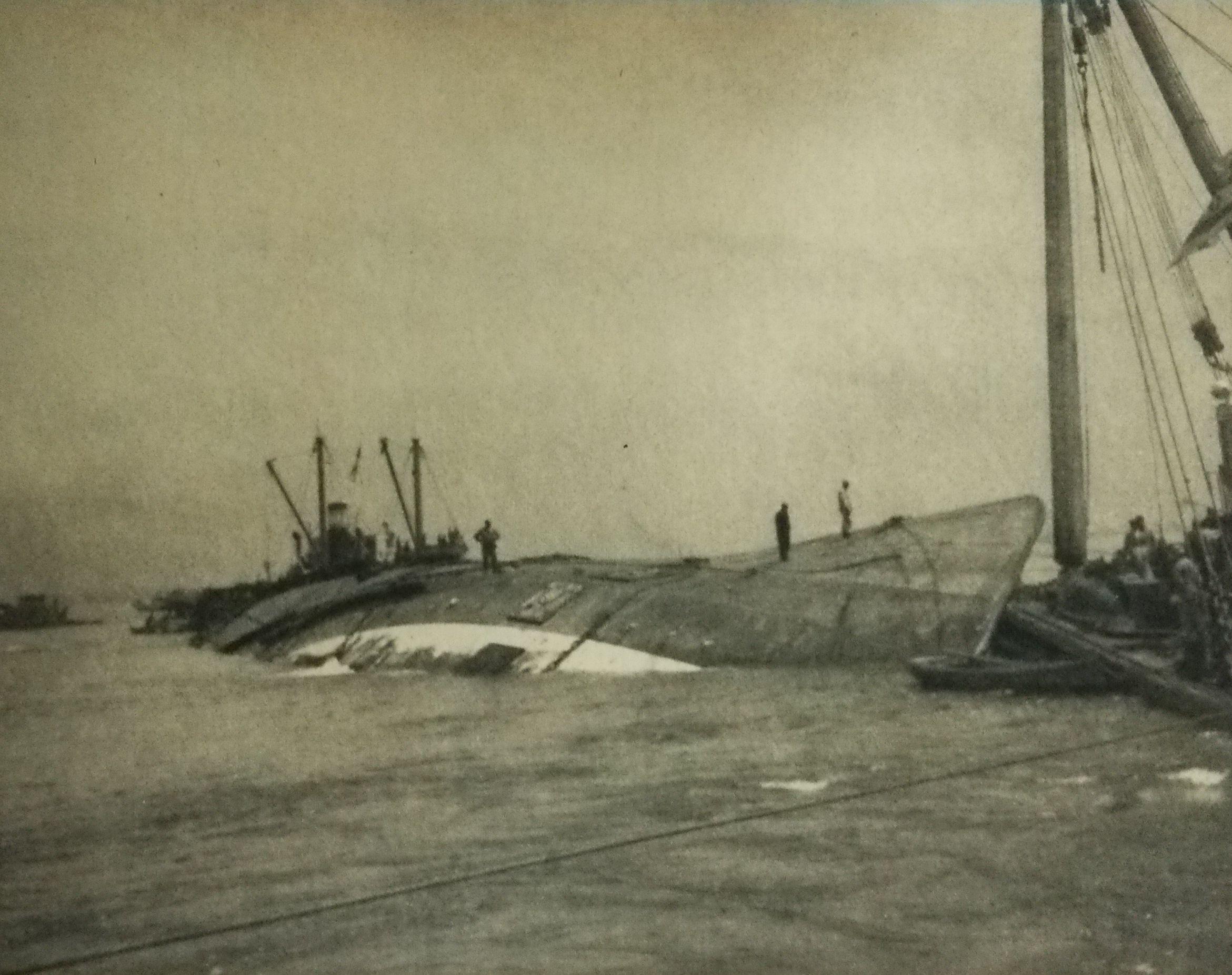 Toya-maru 1955