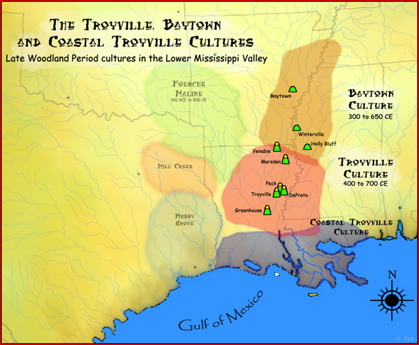 FileTroyville and Baytown cultures map HRoe 2011jpg Wikimedia