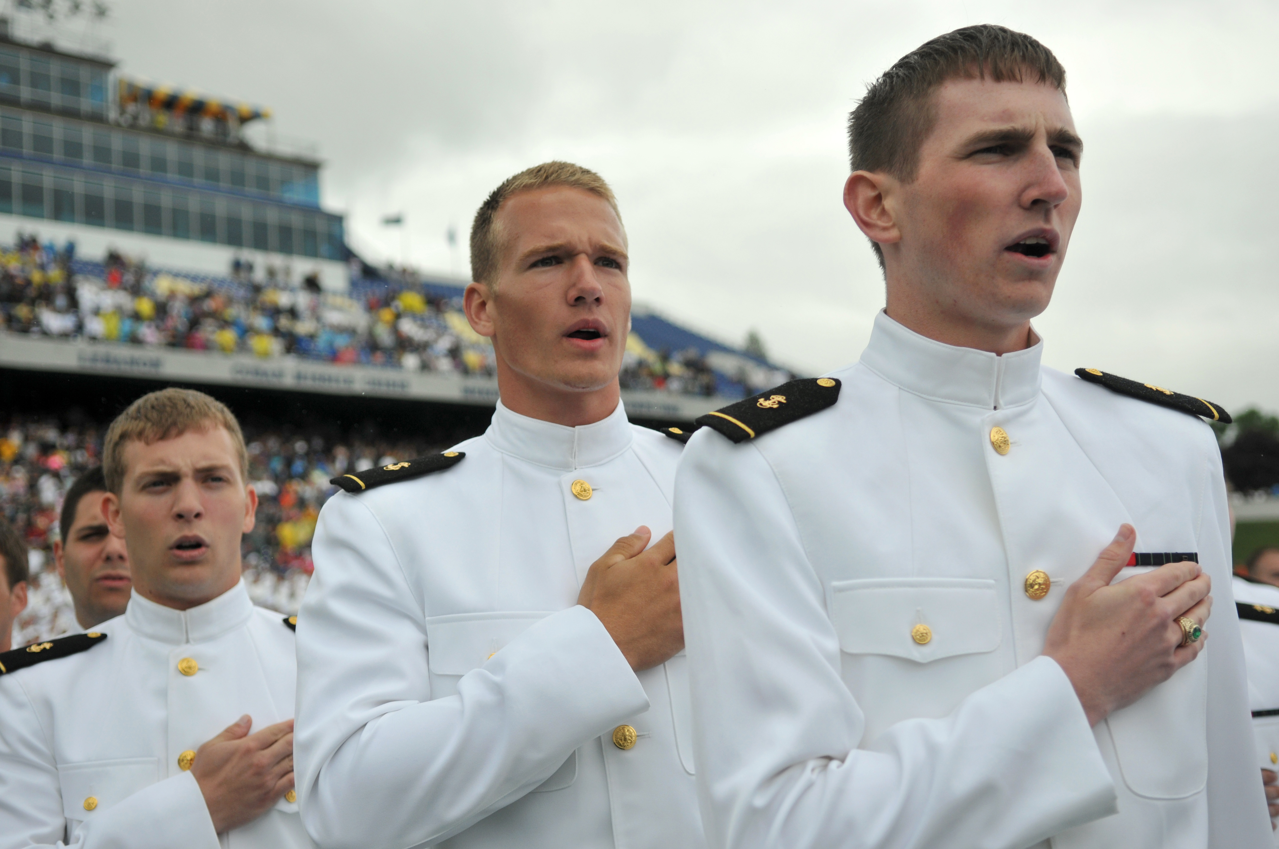 Navy Graduation Dates for 2013