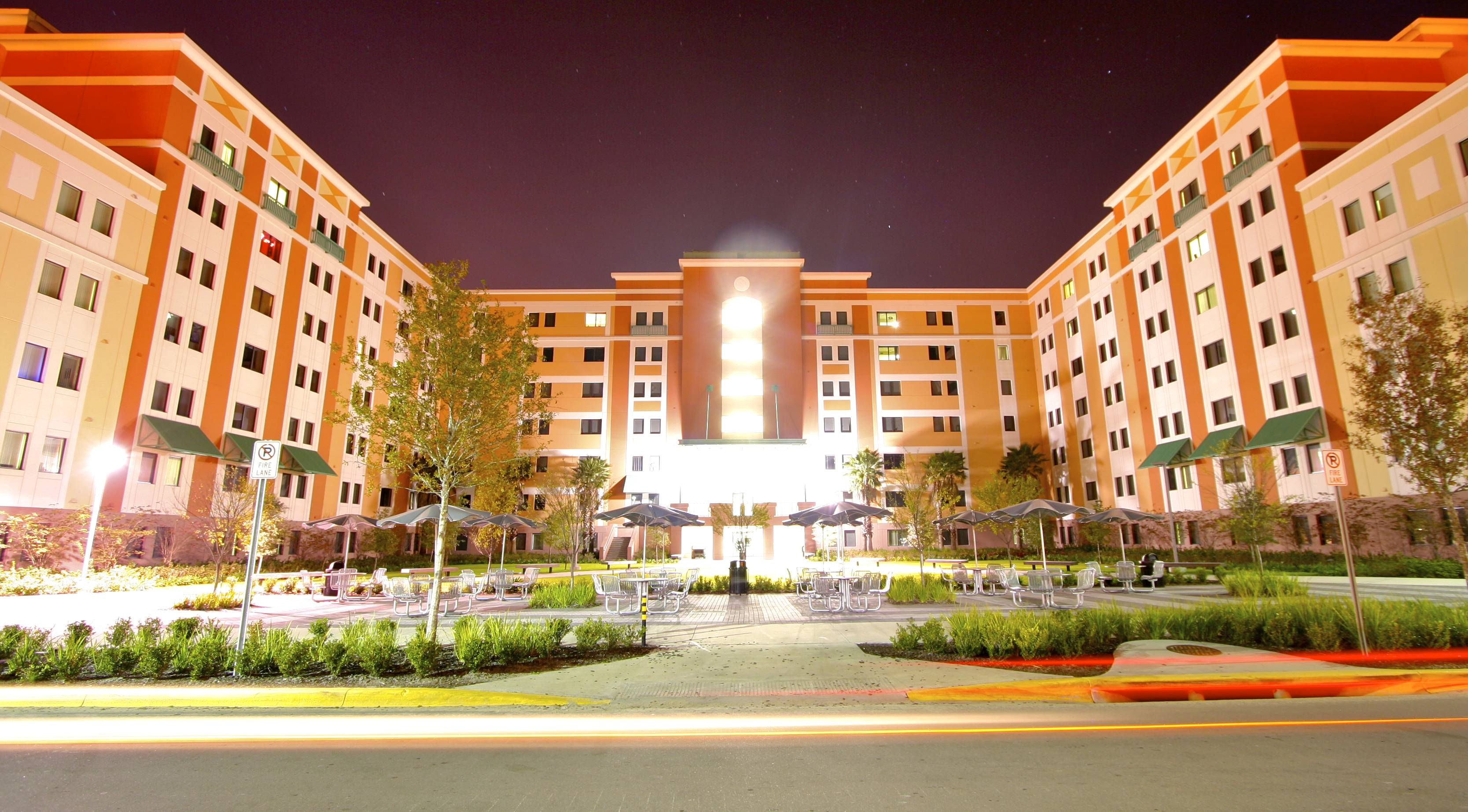 University of central florida student housing wikiwand for Best housing at uf