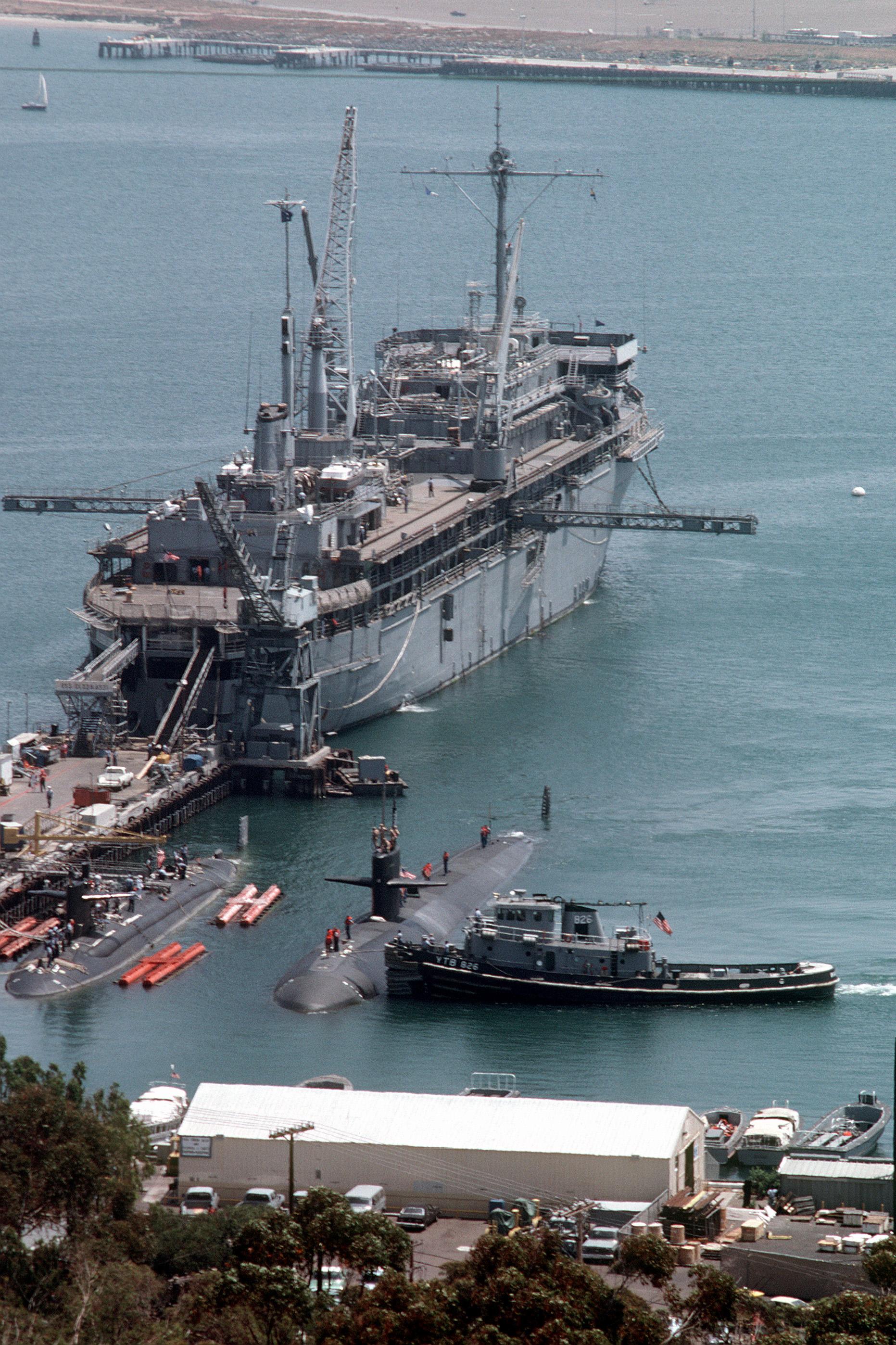 USS Washtucna