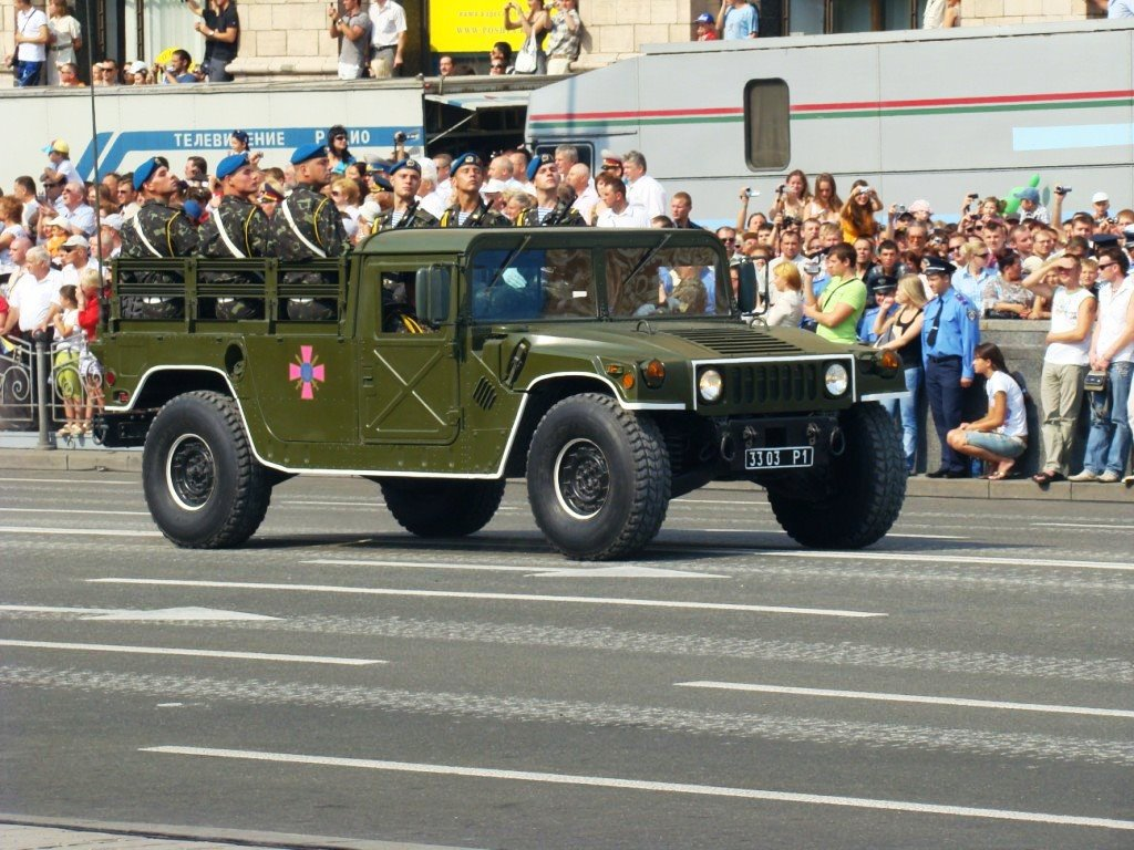 Ukrainian Independence Day Parade