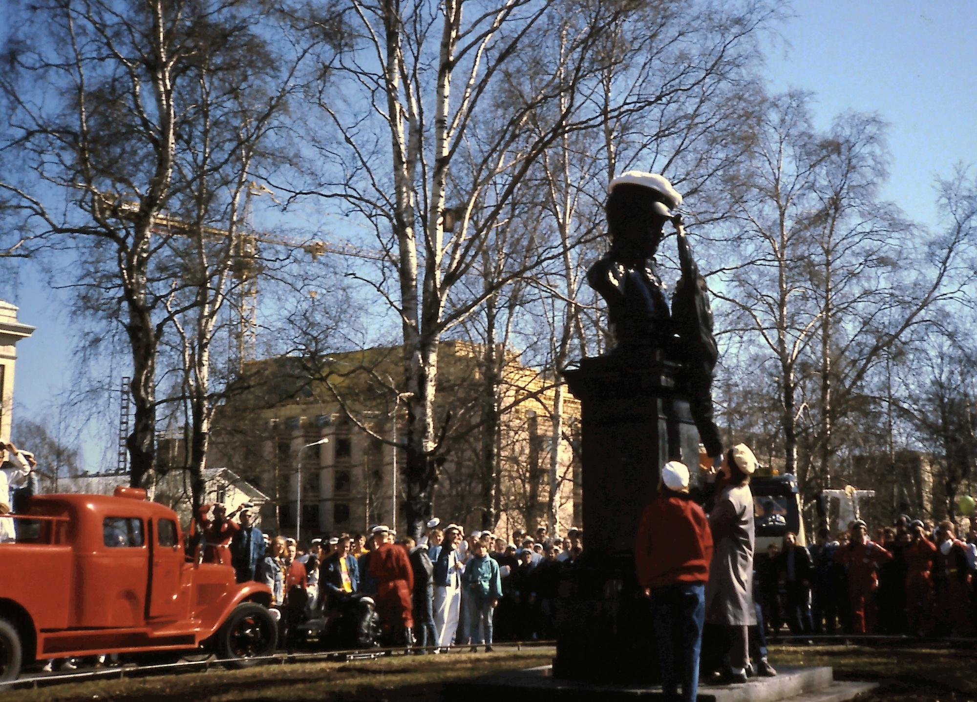 Oulu Vappu