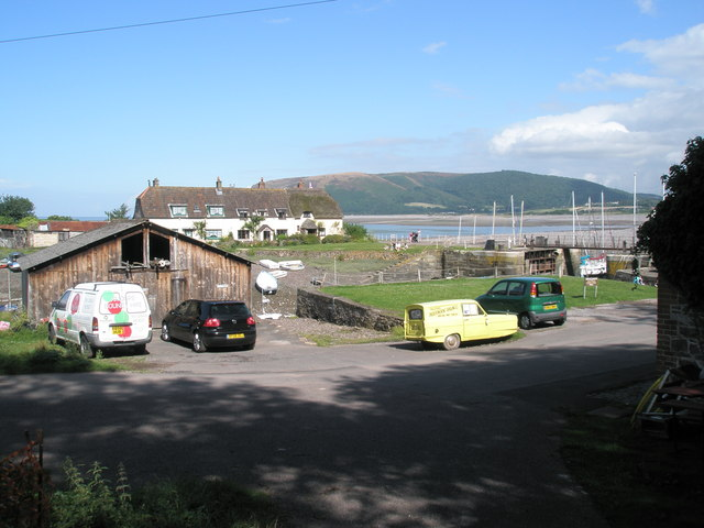 View across Porlock Bay - geograph.org.uk - 926051
