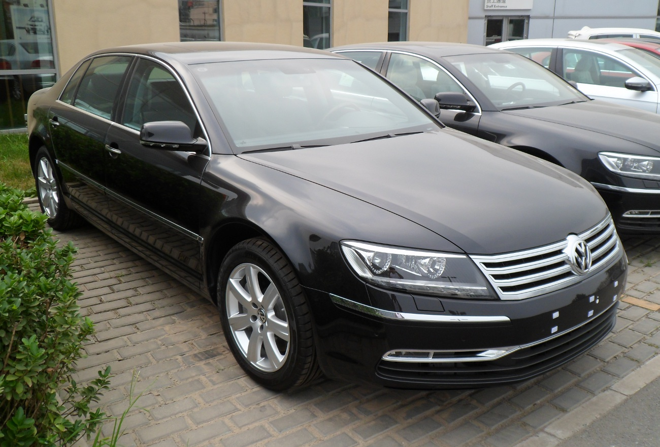 image gallery 2012 volkswagen phaeton. Black Bedroom Furniture Sets. Home Design Ideas