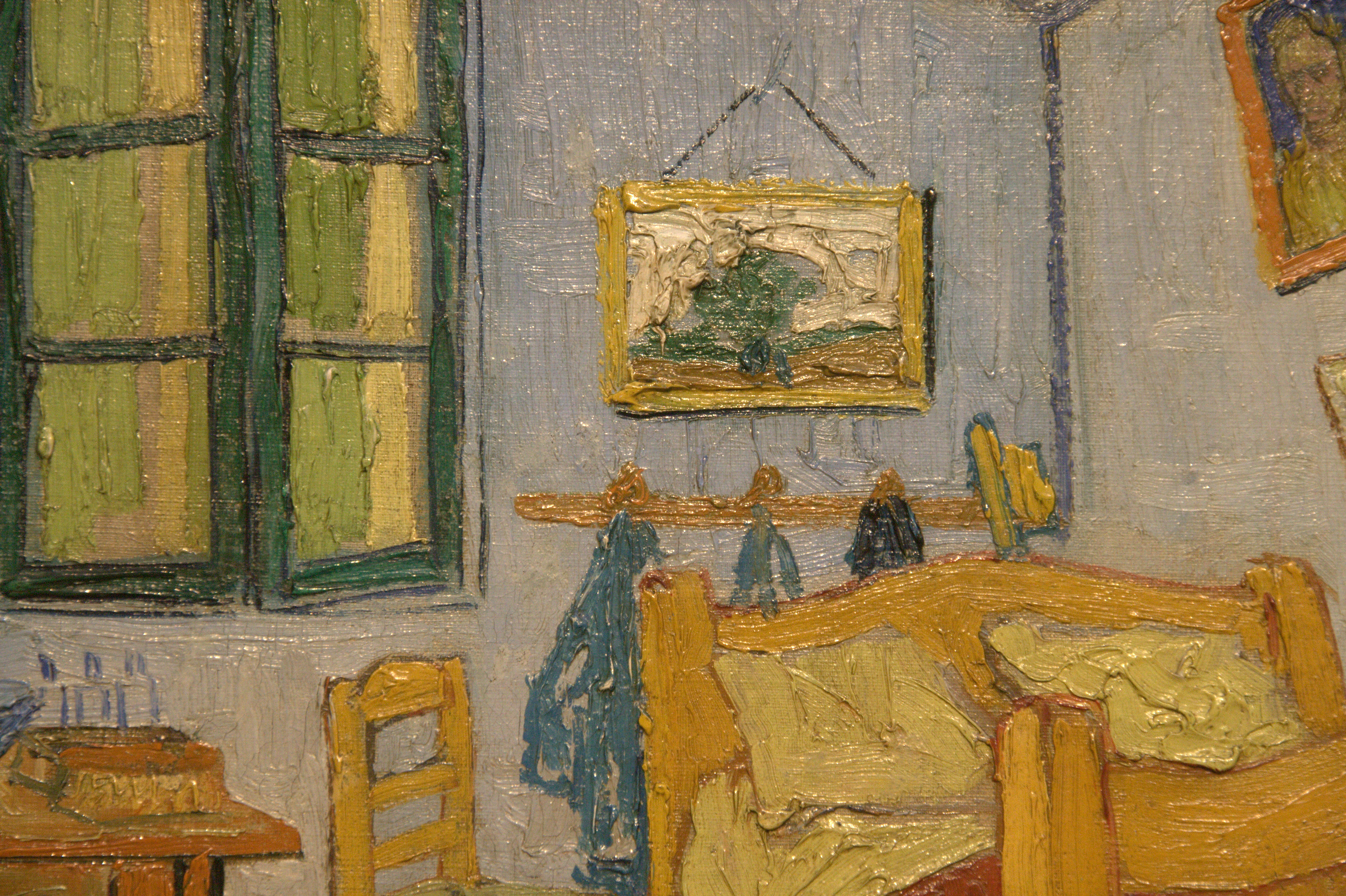 File:WLANL - ronkerkhoven - De slaapkamer (detail 1). Vincent van ...