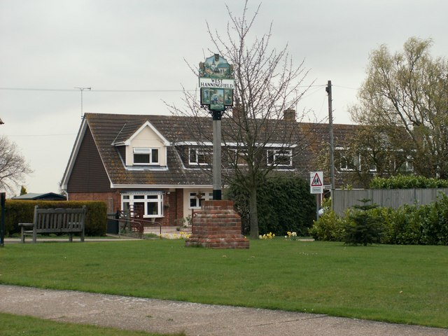 West Hanningfield's village sign - geograph.org.uk - 752665