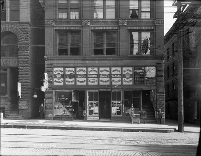 Pioneer Square Shoe Store