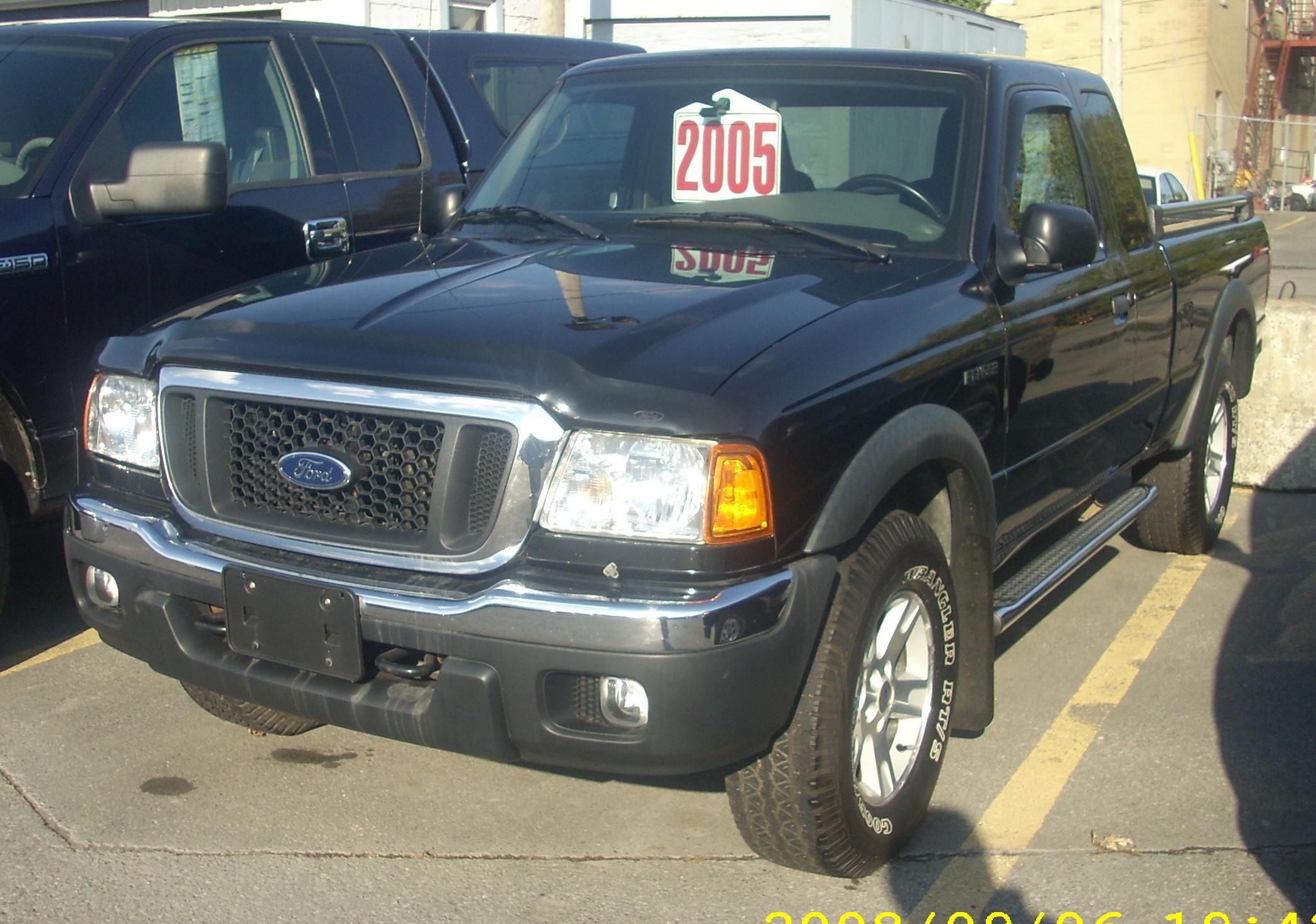 File 05 ford ranger extended cab