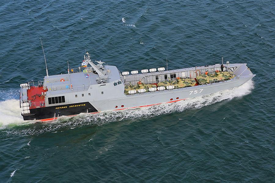 Rusija poslala oštro upozorenje SAD-u: 'Ne šaljite ratne brodove blizu Krima - za vaše dobro' - Page 7 _Лермонтов»