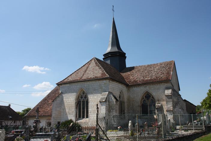 Église Saint-Léonard de Bréban (Inscrit)