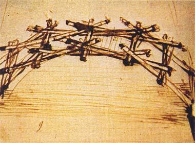 Bekannt Leonardo-Brücke – Wikipedia KU81
