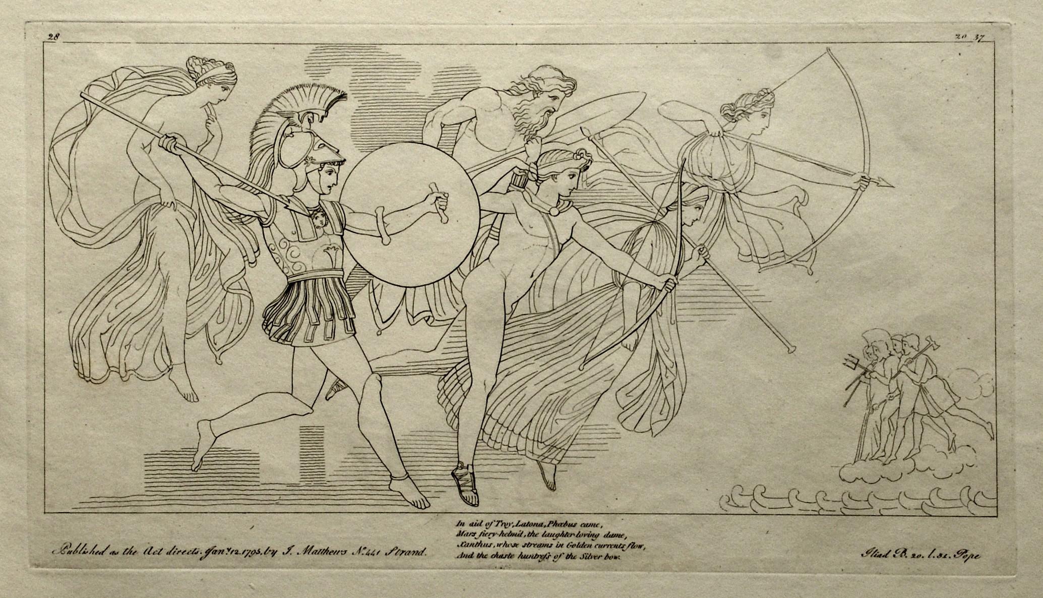 god of greek mythology in the odyssey by homer Greek mythology and homer's iliad and odyssey - greek mythology - greek mythology: discover the ancient secrets of greek mythology - by martin r phillips.