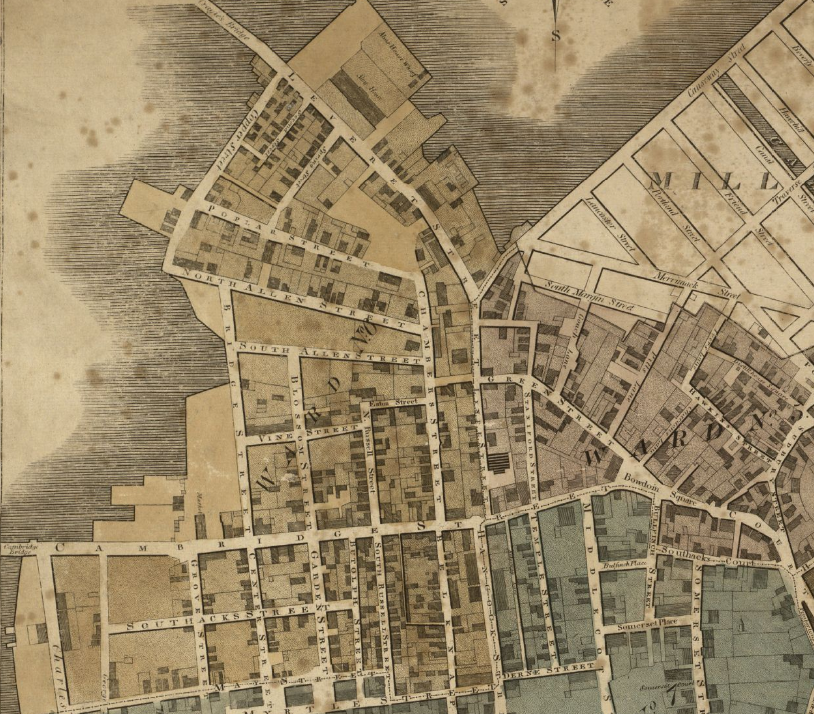File 1814 Westend Boston Map Hales Png