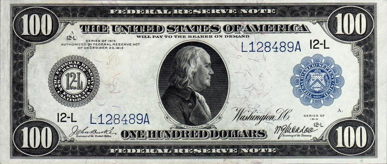 New American Money Design