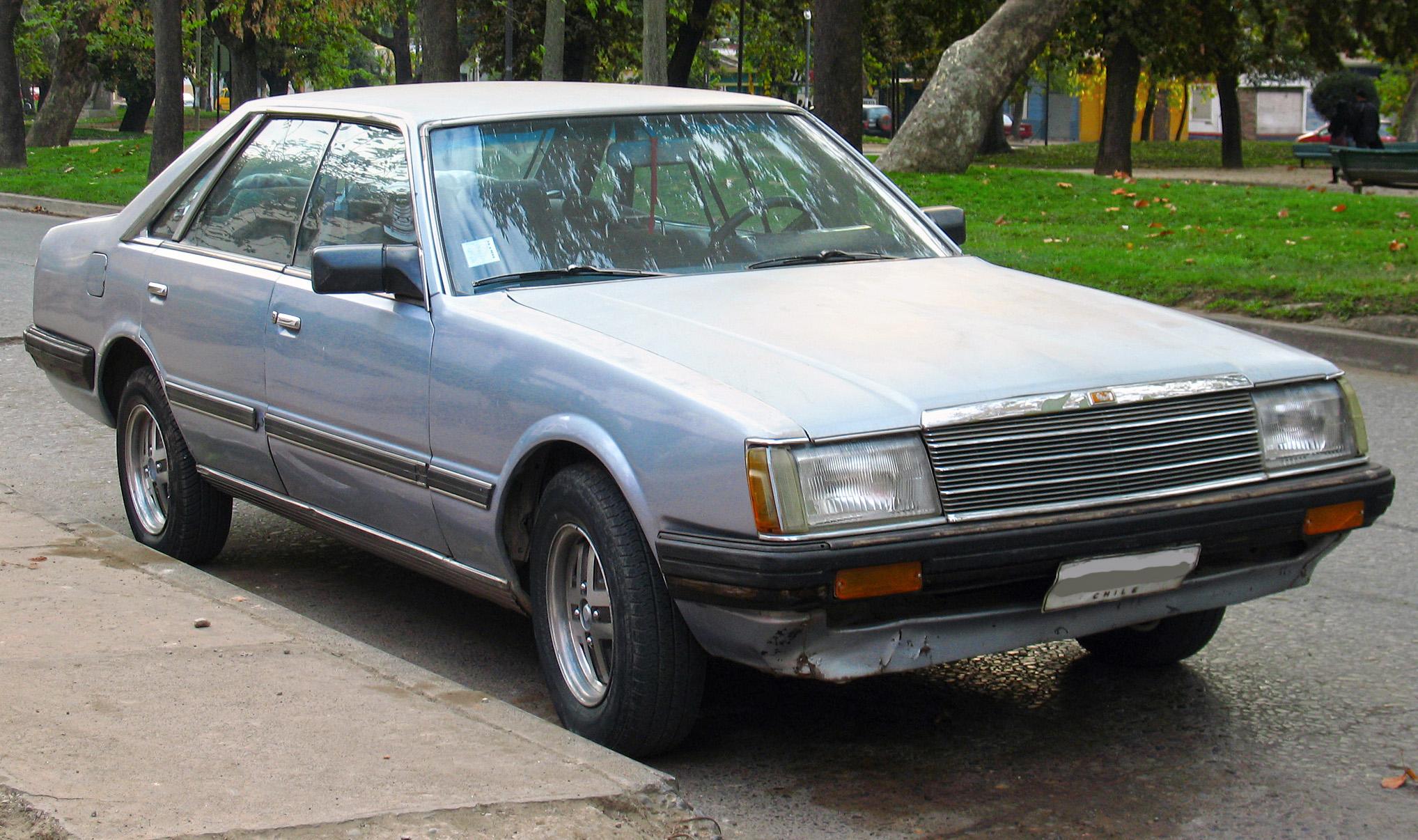 File 1981 Datsun Laurel 2 4 Hardtop Jpg Wikimedia Commons