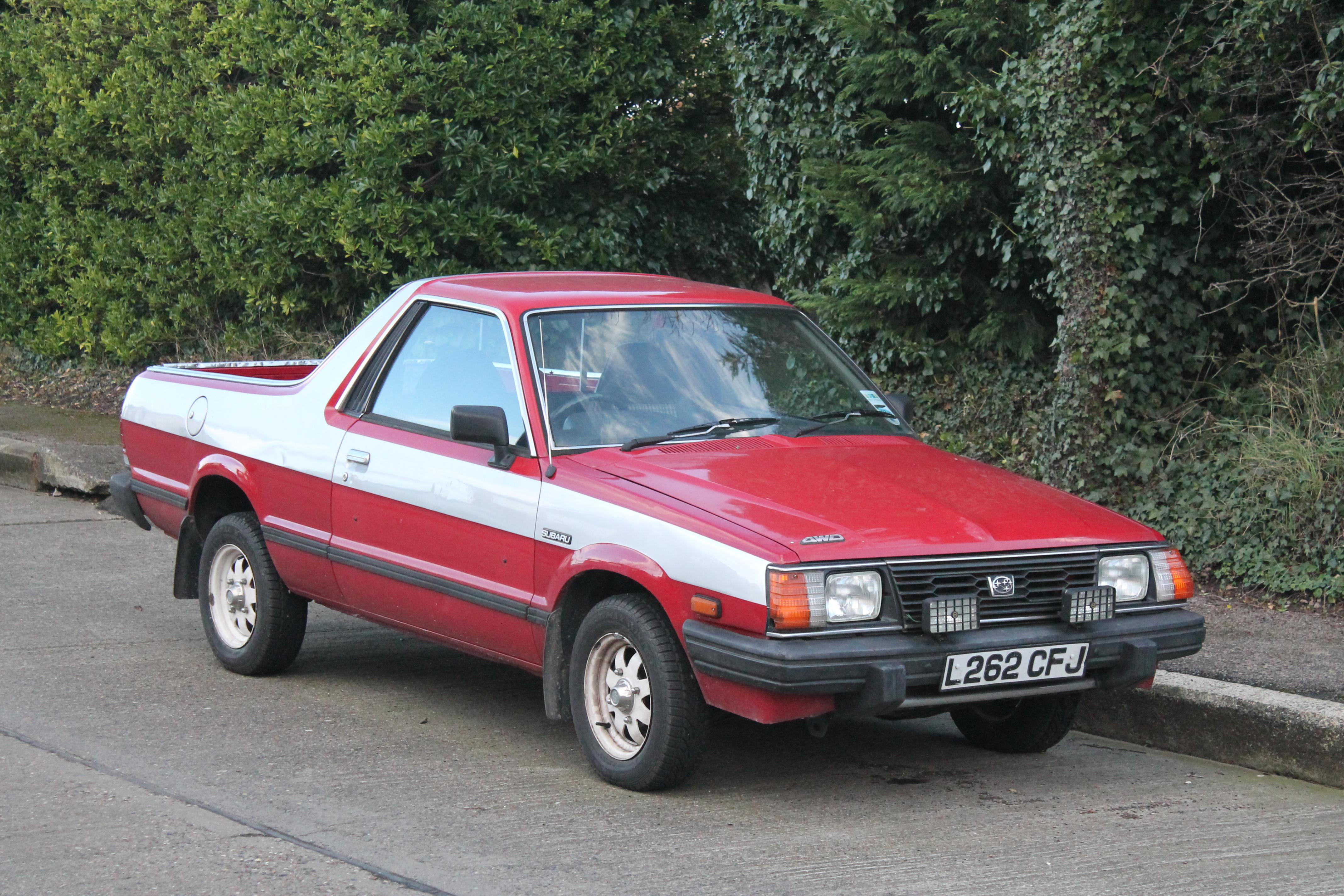 1994_Subaru_284_4WD_pickup_BRAT_(15958639684).jpg