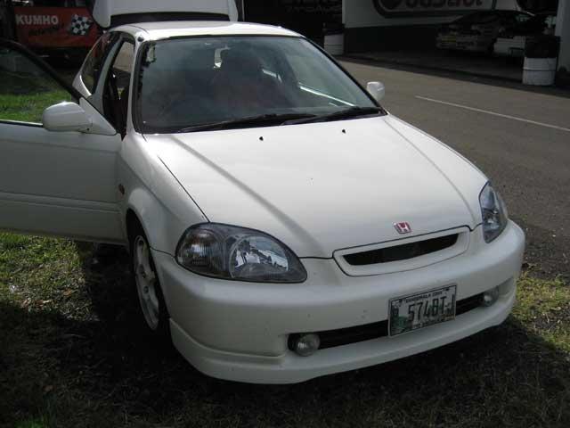 White Honda Civic >> Honda Civic Type R – Wikipedia