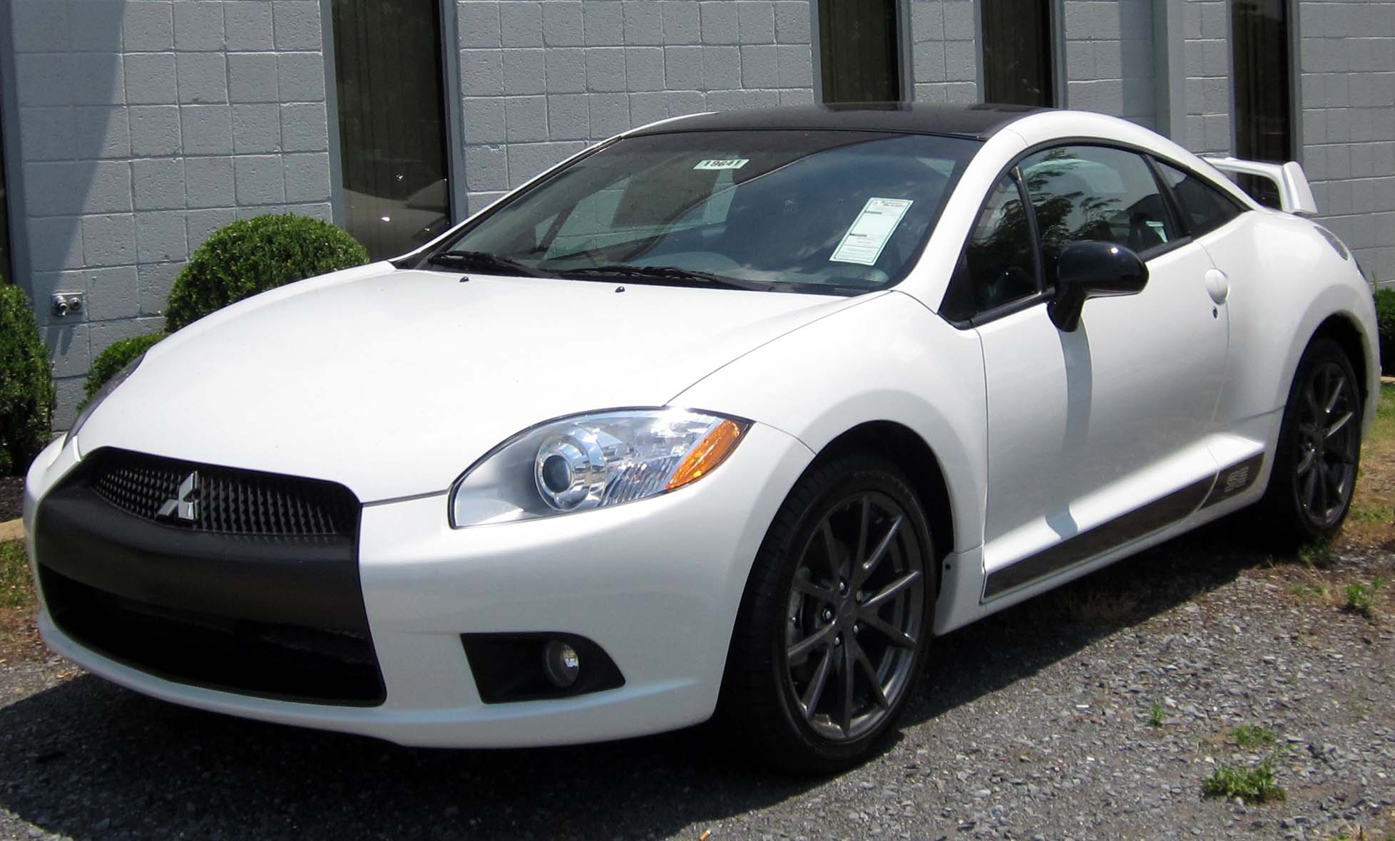 Mitsubishi Eclipse 2012 Silver Images & Pictures - Becuo