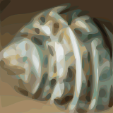 Vectorization to 48 colors (Inkscape)
