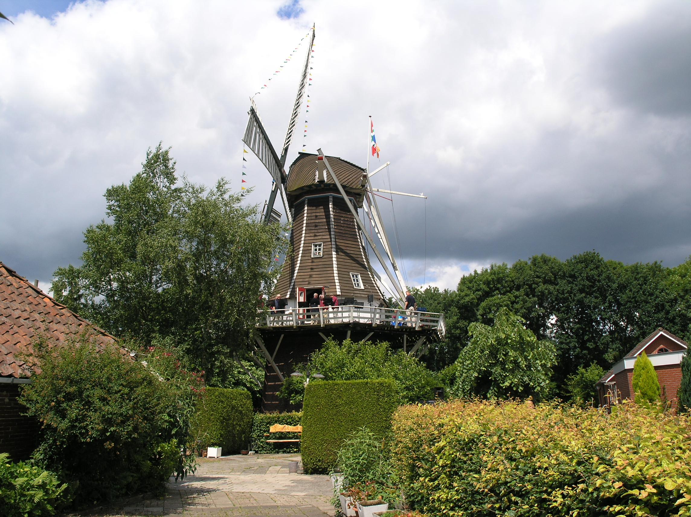 Stel's Meuln in Harkstede | Monument - Rijksmonumenten.nl