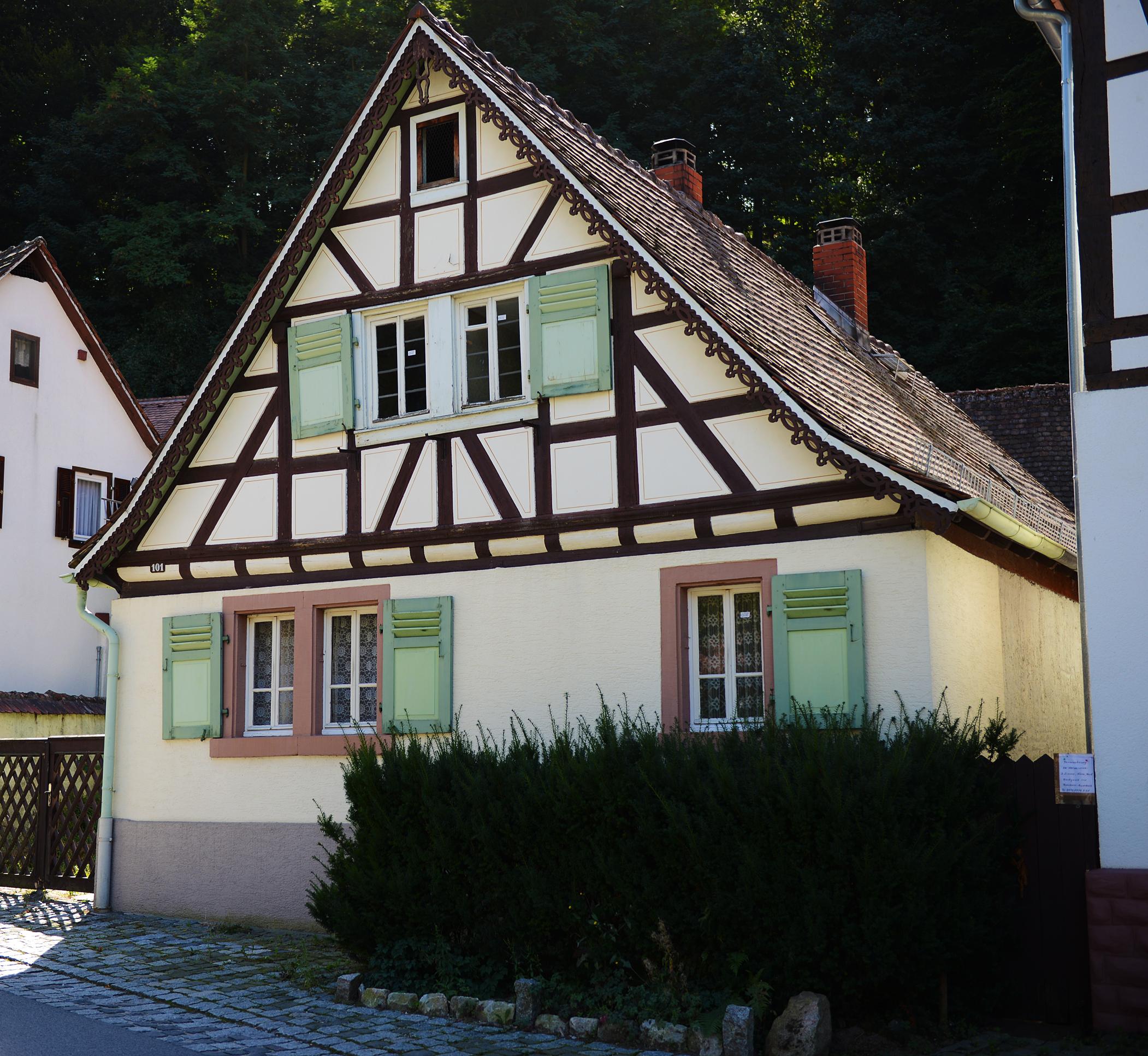 File 64625 Bensheim Auerbach Bachgasse Wikimedia