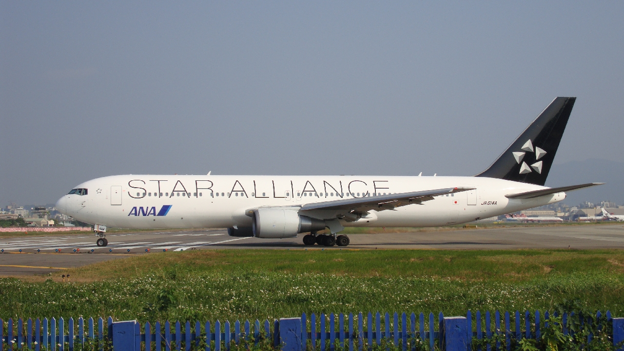 Ana Star Alliance 114