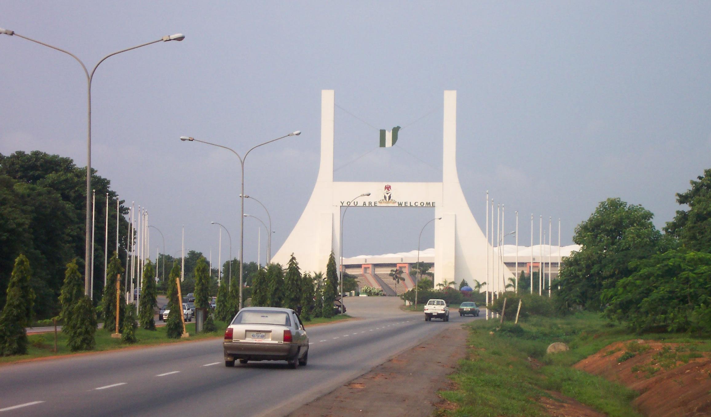 Fotografije glavnih gradova sveta Abuja_gate