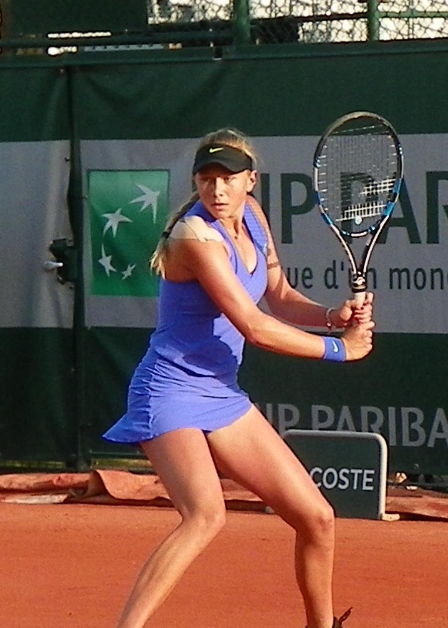 Anisimova Tennis