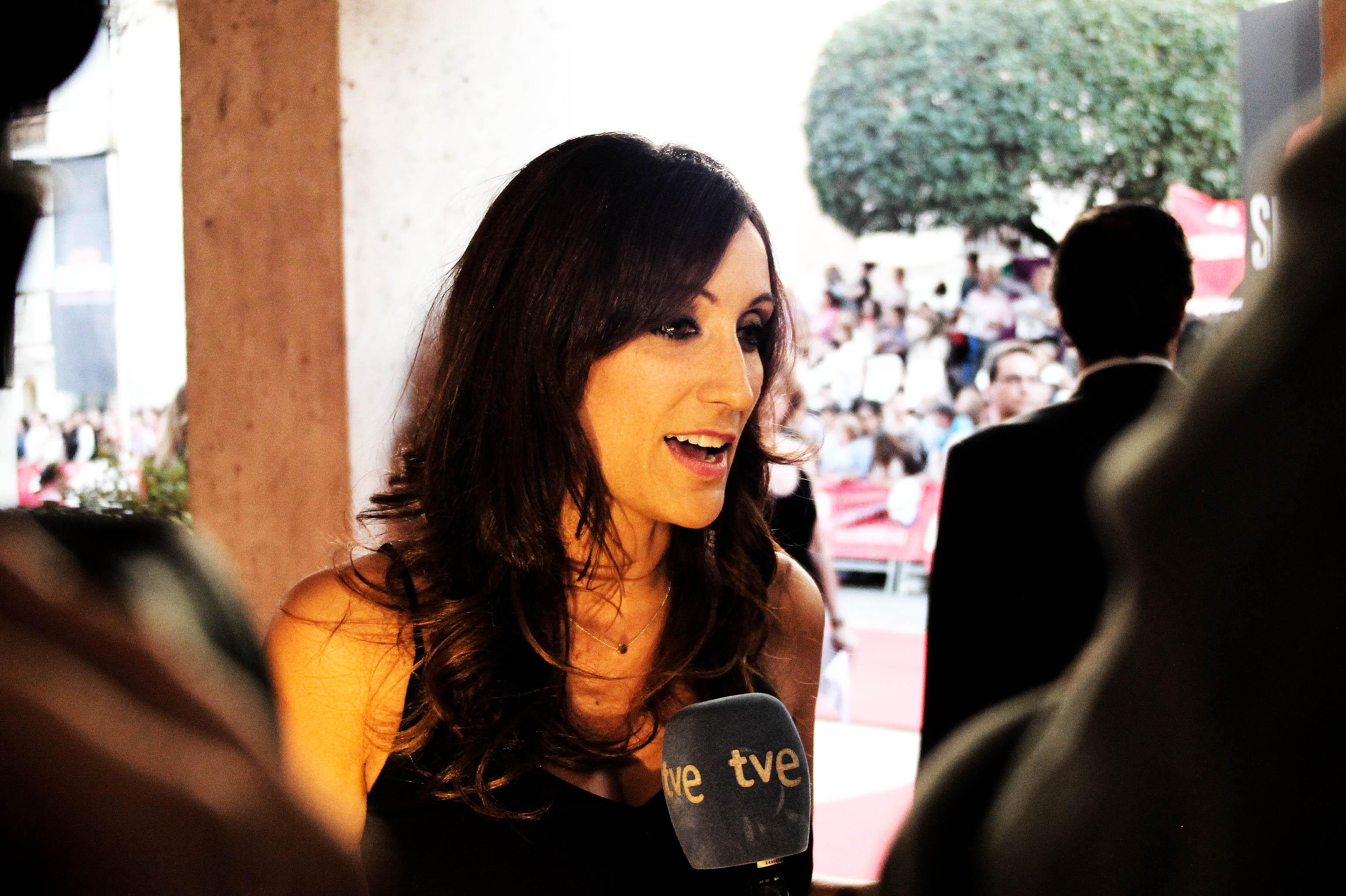 Anna Simon Culo ana morgade: spanish actor, presenter and television
