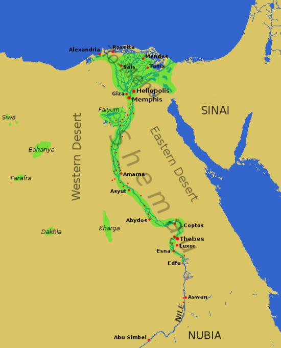Mesir Purba Wikipedia Bahasa Melayu Ensiklopedia Bebas