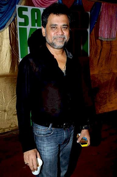 Photograph of Anees Bazmee