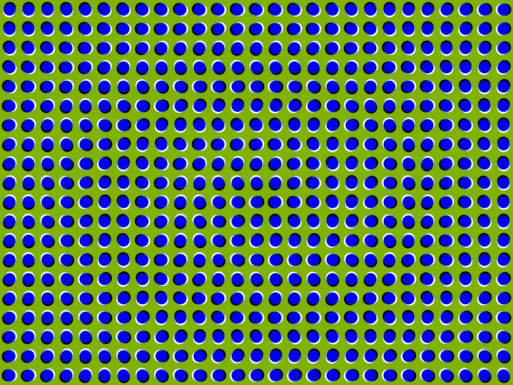 12 fascinating optical illusions show how color can trick the eye ...