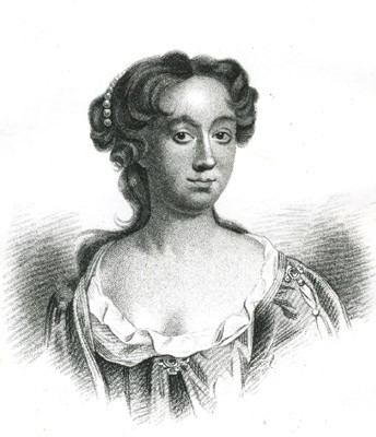 Aphra Behn by John Riley