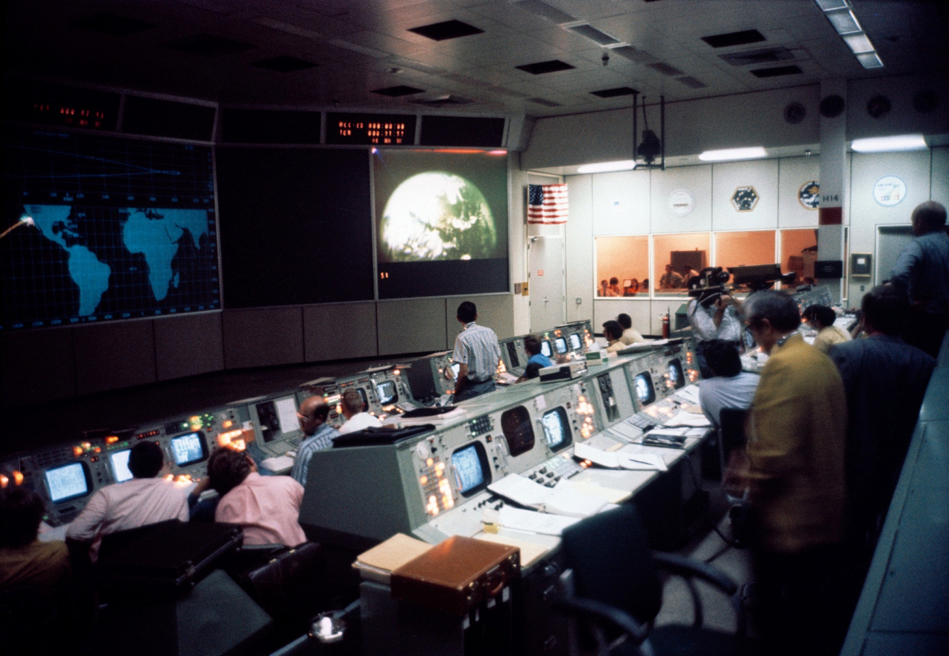 mission control apollo 8 - photo #26