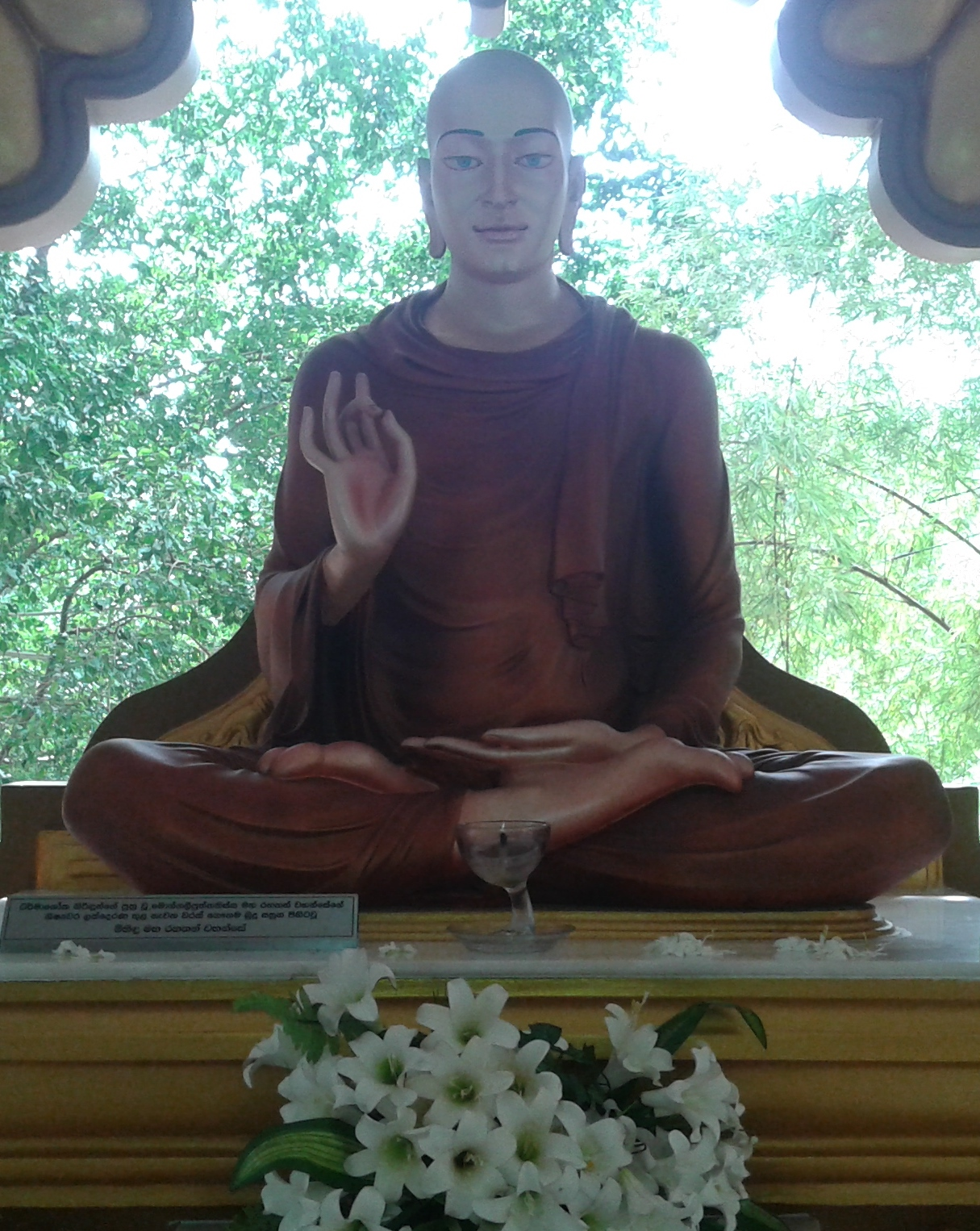 Buddhism - the oldest teaching of the East. What should be a Buddhist monk