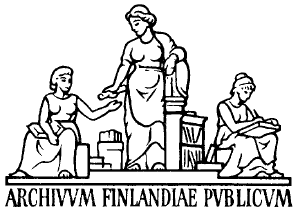 National Archives of Finland national archives of Finland