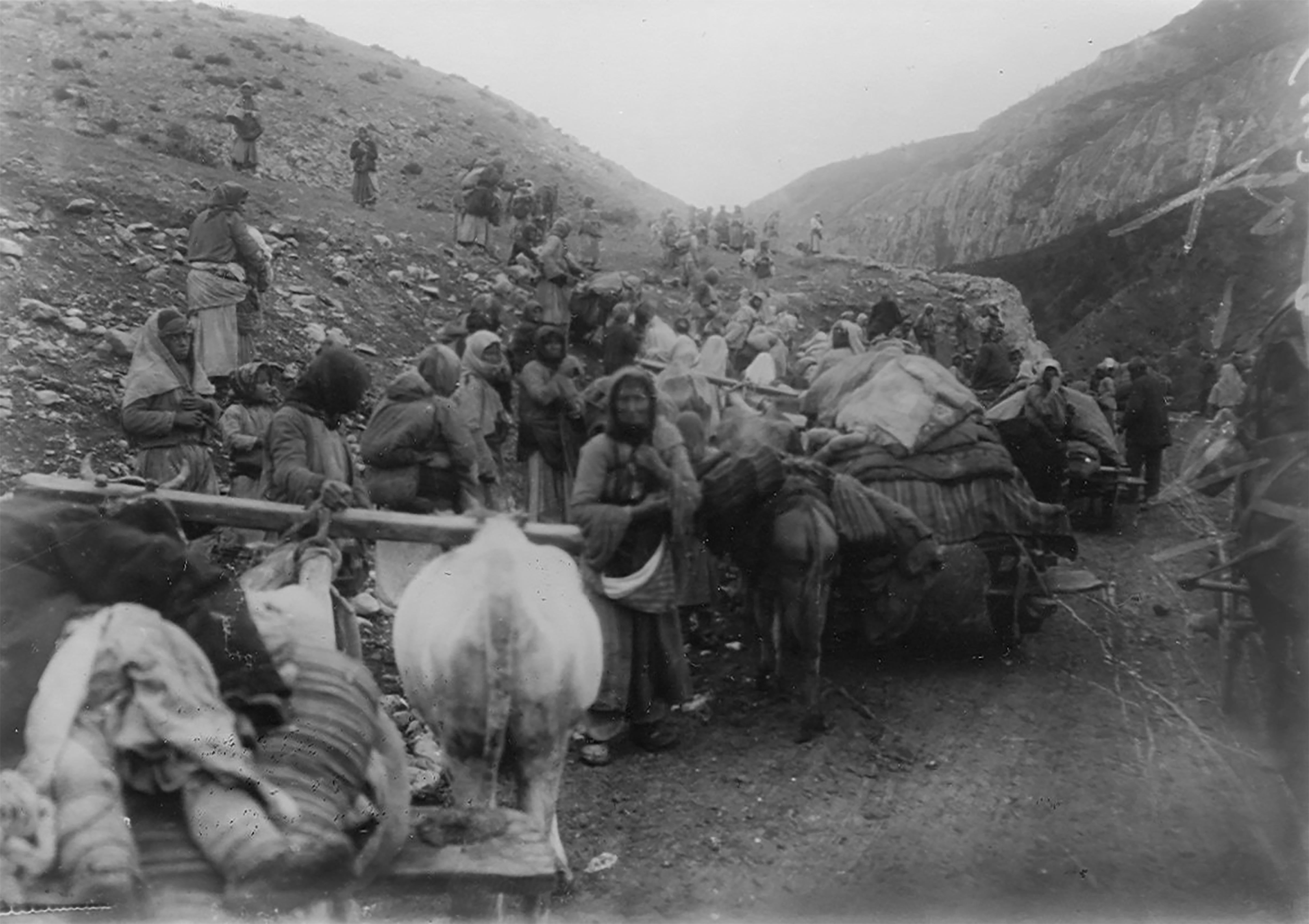 Der Volkermord An Den Armeniern Im Osmanischen Reich Erinnerungskulturen