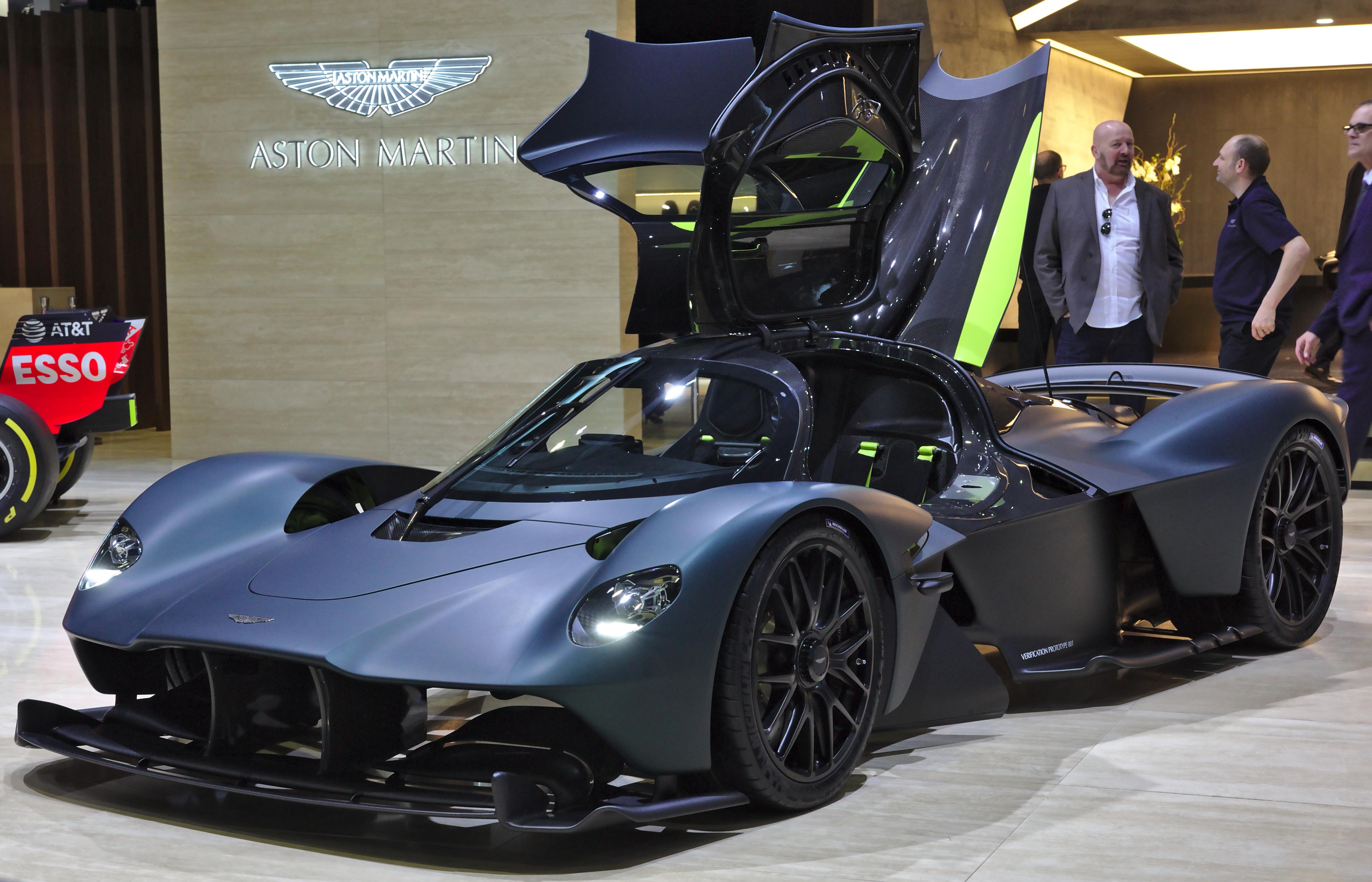 Aston Martin Valkyrie Wikipedia