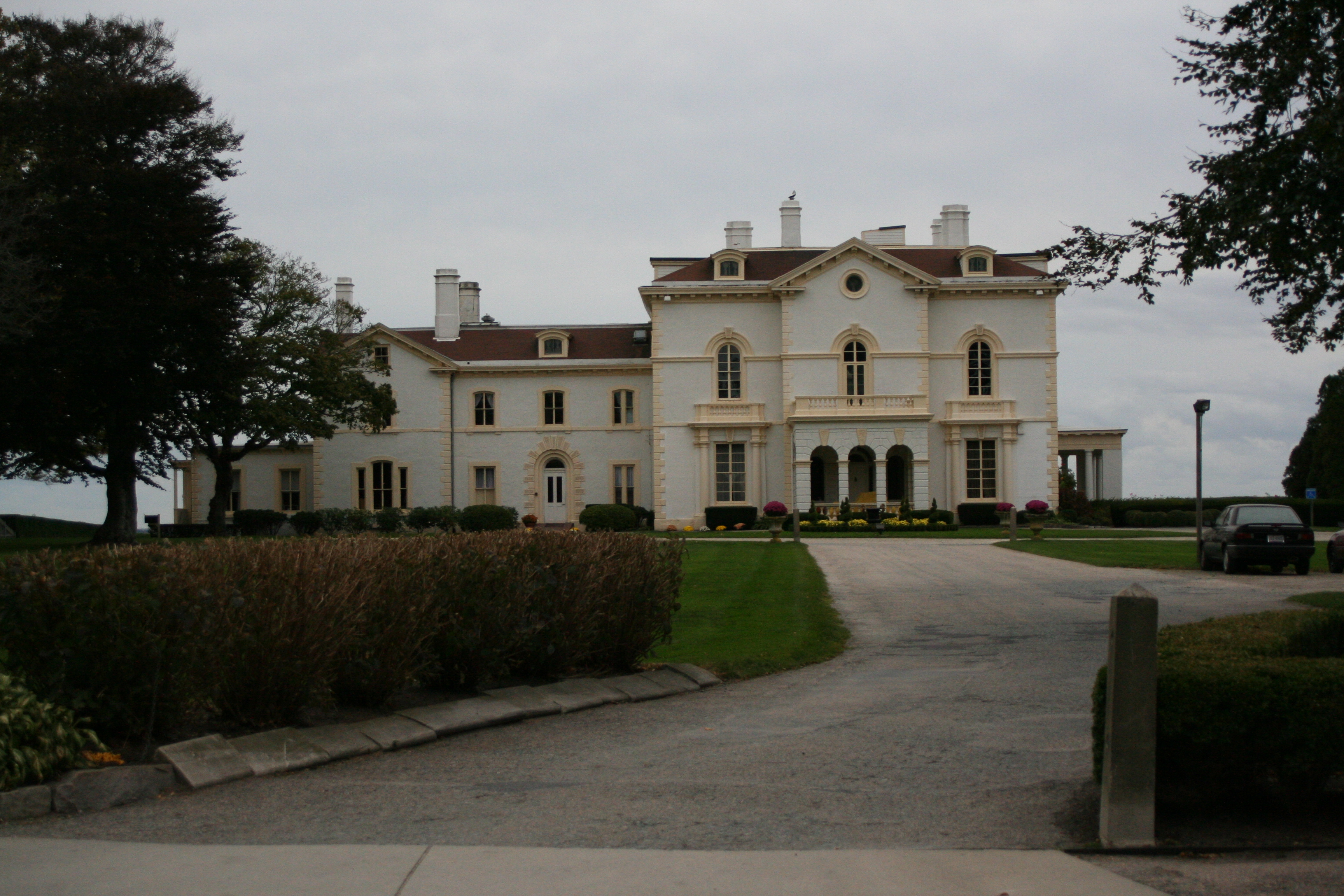 Astor Mansion Rhode Island