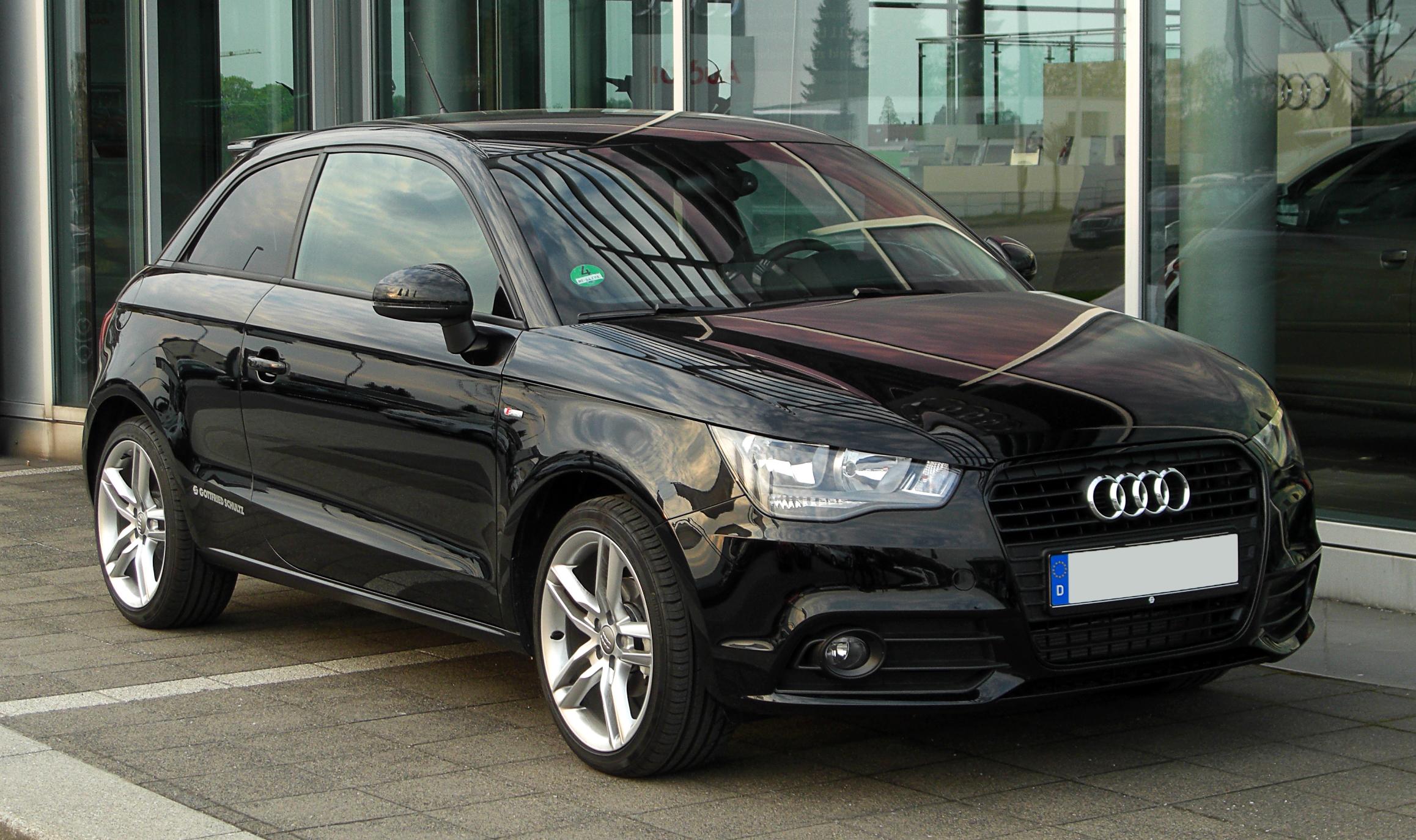 Audi A1 8X Wikiwand